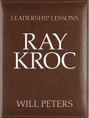 cover image of Ray Kroc