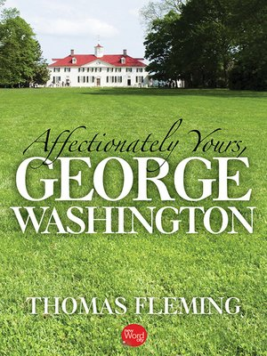cover image of Affectionately Yours, George Washington