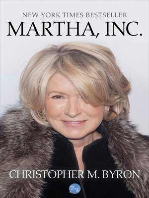 cover image of Martha, Inc.