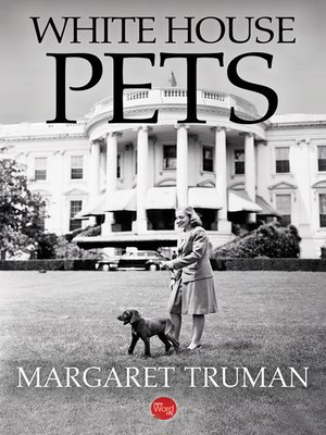 cover image of White House Pets