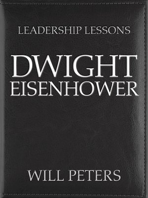cover image of Dwight Eisenhower