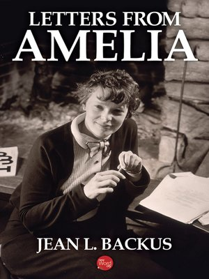 cover image of Letters from Amelia