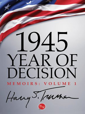cover image of 1945: Year of Decision