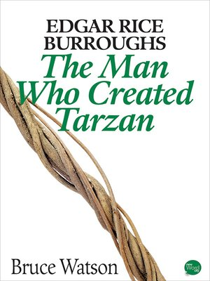 cover image of Edgar Rice Burroughs