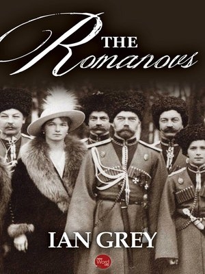 cover image of The Romanovs