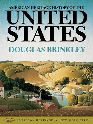 cover image of American Heritage History of the United States