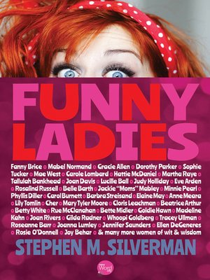 cover image of Funny Ladies