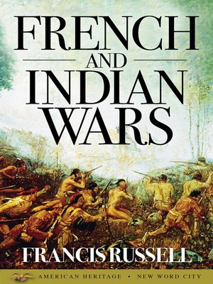 cover image of French and Indian Wars