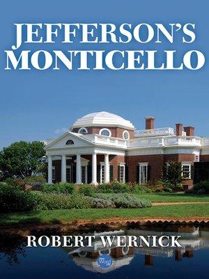cover image of Jefferson's Monticello