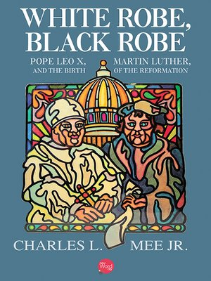 cover image of White Robe, Black Robe