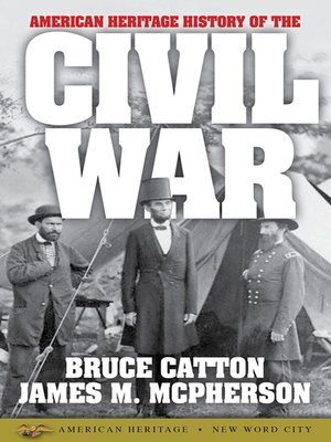 cover image of American Heritage History of the Civil War