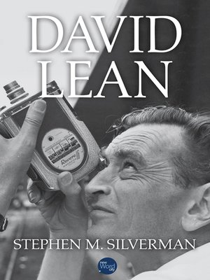 cover image of David Lean