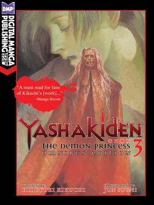 cover image of Yashakiden: The Demon Princess, Volume 3 Omnibus Edition