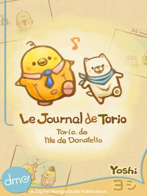 cover image of Torio's Diary (French)