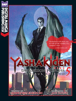 cover image of Yashakiden: The Demon Princess, Volume 5 Omnibus Edition