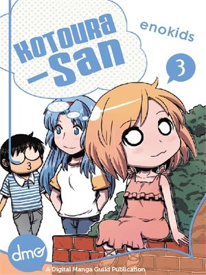 cover image of Kotoura-san, Volume 3