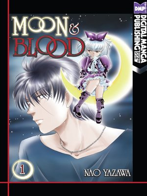 cover image of Moon and Blood, Volume 1