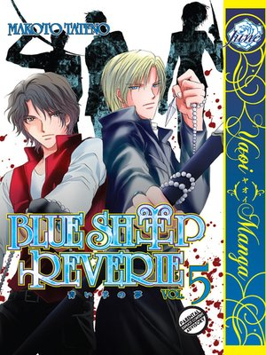 cover image of Blue Sheep Reverie, Volume 5