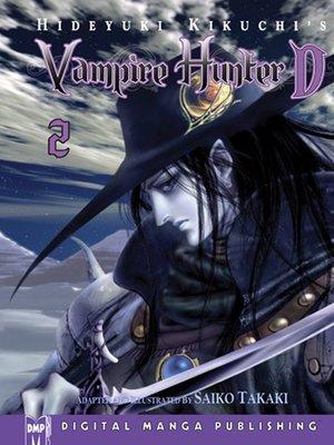 cover image of Vampire Hunter D, Volume 2
