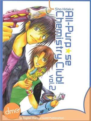 cover image of All-Purpose Chemistry Club!, Volume 2