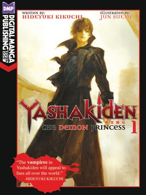 cover image of Yashakiden: The Demon Princess, Volume 1