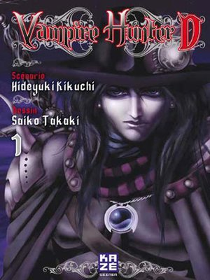 cover image of Vampire Hunter D (Version française), Volume 1