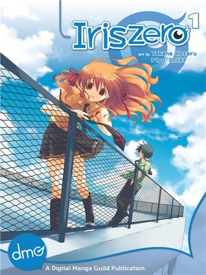 cover image of Iris Zero, Volume 1