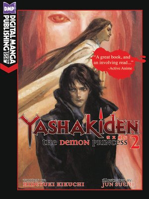 cover image of Yashakiden: The Demon Princess, Volume 2
