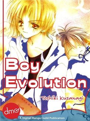cover image of Boy Evolution
