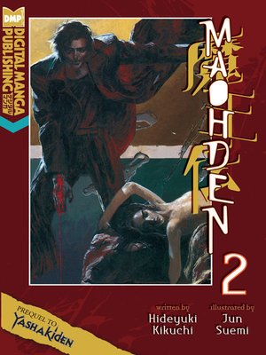 cover image of Maoden, Volume 2