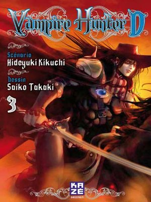 cover image of Vampire Hunter D (Version française), Volume 3