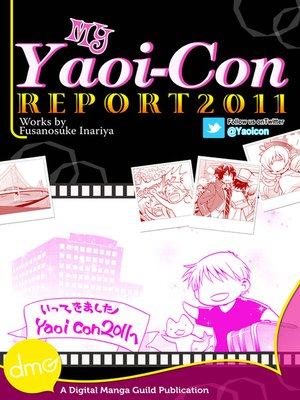 cover image of My Yaoi-Con 2011 Report