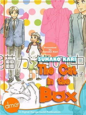 cover image of The Cat in the Box