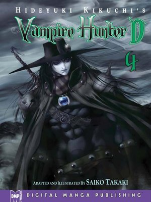 cover image of Vampire Hunter D, Volume 4