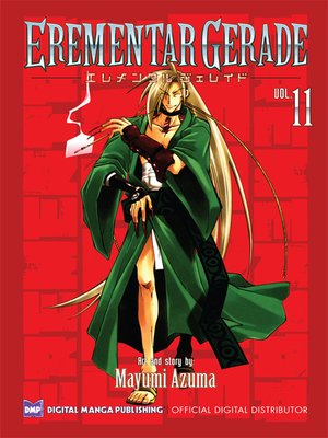 cover image of Erementar Gerade, Volume 11