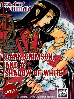 cover image of Dark Crimson and a Shadow of White
