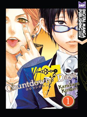 cover image of Countdown 7 Days, Volume 1