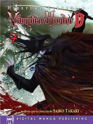cover image of Vampire Hunter D, Volume 7