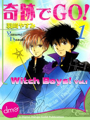 cover image of Witch Boys!, Volume 1