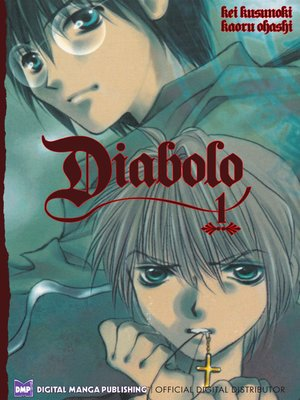 cover image of Diabolo, Volume 1
