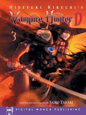 cover image of Vampire Hunter D, Volume 3