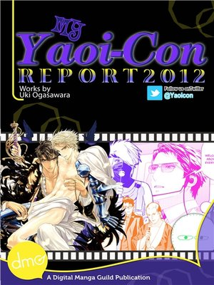 cover image of My Yaoi-Con 2012 Report