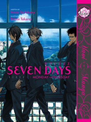 cover image of Seven Days: Monday - Thursday