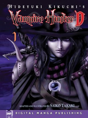 cover image of Vampire Hunter D, Volume 1