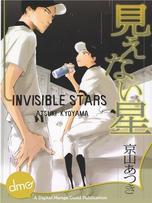 cover image of Invisible Stars