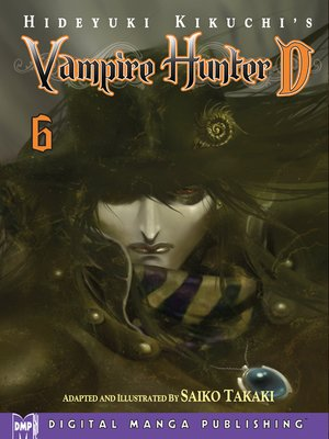 cover image of Vampire Hunter D, Volume 6