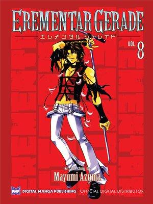 cover image of Erementar Gerade, Volume 8