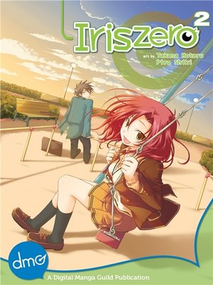 cover image of Iris Zero, Volume 2