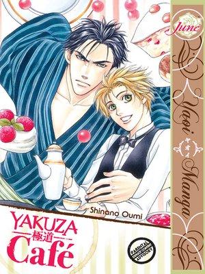 cover image of Yakuza Café