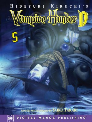 cover image of Vampire Hunter D, Volume 5